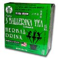 3 Ballerina Tea Dieters Herbal Drink