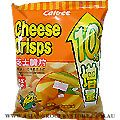 Cheese Crisps with real Cheese Flavour