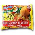 IndoMie Chicken Curry Flavour Instant Noodle