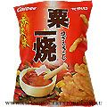 Grill-A-Corn Cracker Hot&Spicy Soup Flavoured
