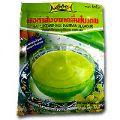Lobo Pandan Flavour Thai Custard Mix