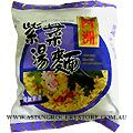 Seaweed Flavour Instant Noodle