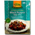 Asian Home Gourmet Singapore Black Pepper Stir Fry