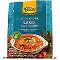 Singapore laksa curry noodle