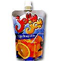 Slurpy Orange Jelly Drink