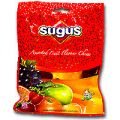 Sugus Assorted Fruit Flavour Chews Candy