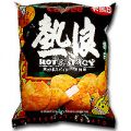 Calbee Wave Hot & Spicy Flavoured Potato Chips