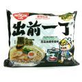 Nissin Noodle Tonkotsu Flavour with Black Garlic Oil
